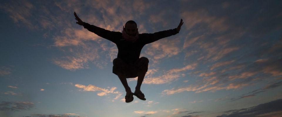 jumping-slide