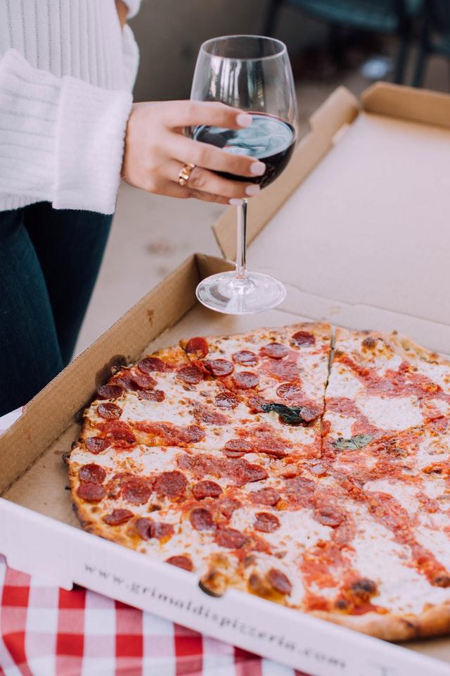 pizza box recycling